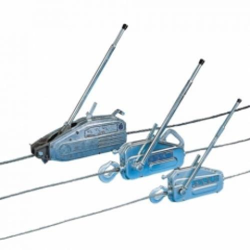 Tractel Tirfor® TU Series Wire Rope Cable Puller | Wire Rope Pullers ...